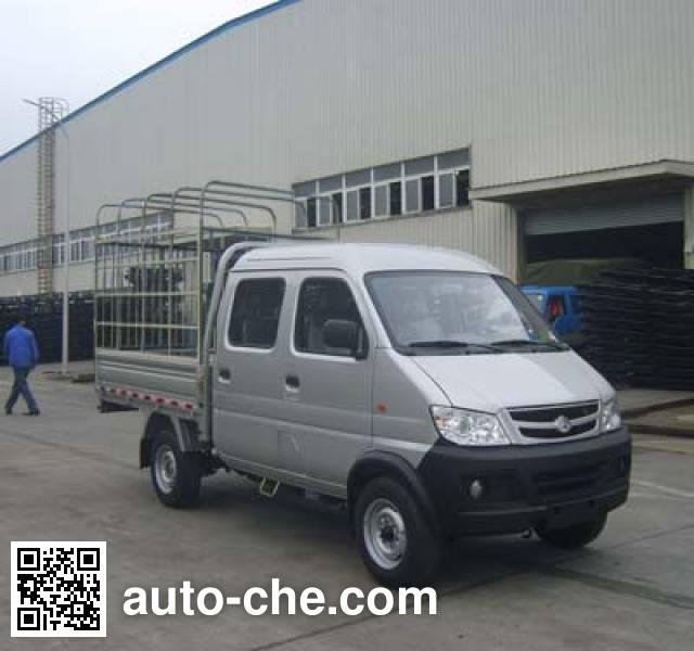 Changan SC5021CDS32CNG dual-fuel stake truck