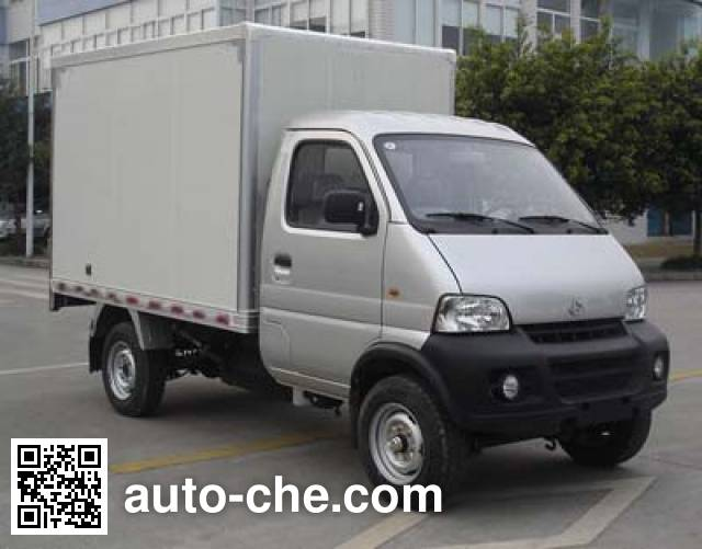 Changan SC5021XBWCD32 insulated box van truck