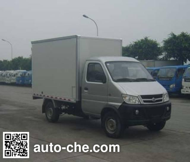 Changan SC5021XXYDD32CNG dual-fuel van truck