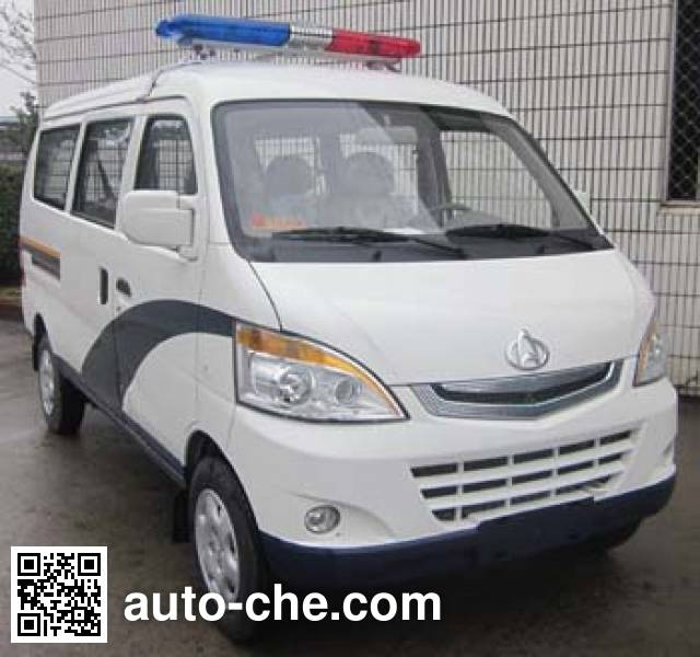 Changan SC5028XQCG4 prisoner transport vehicle