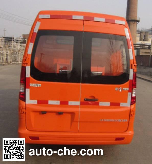 Changan SC5030XGCCC5 engineering works vehicle