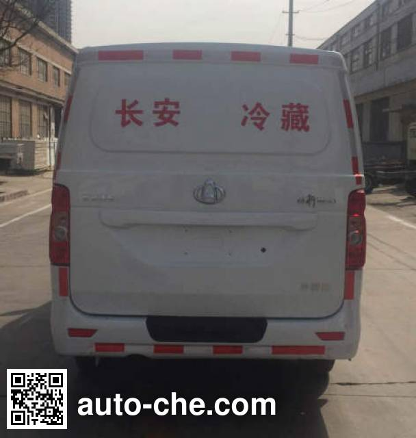 Changan SC5030XLCAB5 refrigerated truck