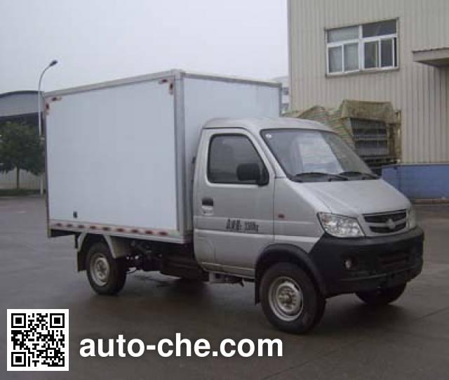 Changan SC5031XBWDD42 insulated box van truck