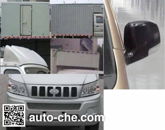 Changan SC5021XXYFAD51 box van truck