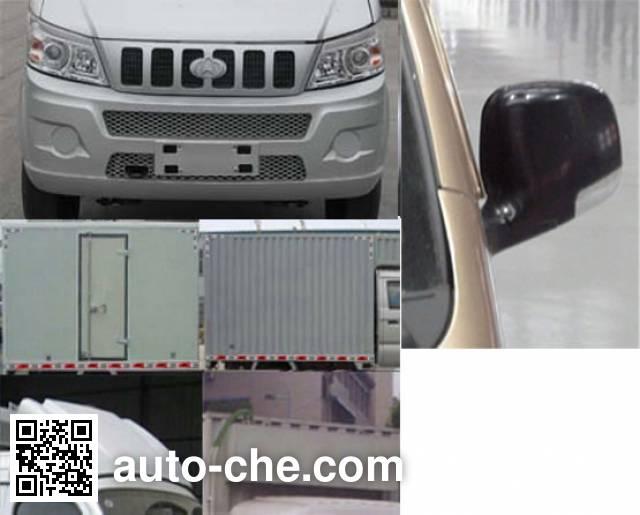 Changan SC5031XXYFAS54 box van truck