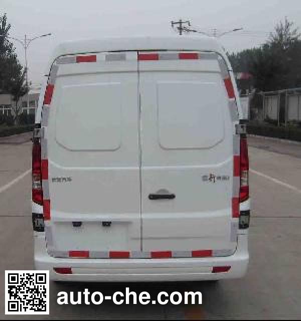 Changan SC5033XXYFABEV electric cargo van