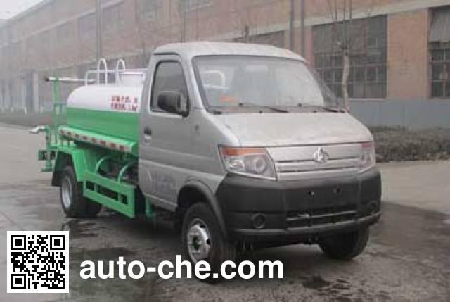 Changan SC5035GSSDC4 sprinkler machine (water tank truck)