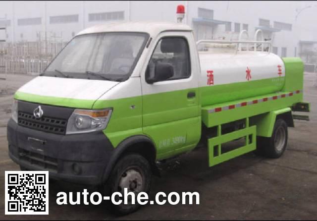Changan SC5035GSSDC5 sprinkler machine (water tank truck)