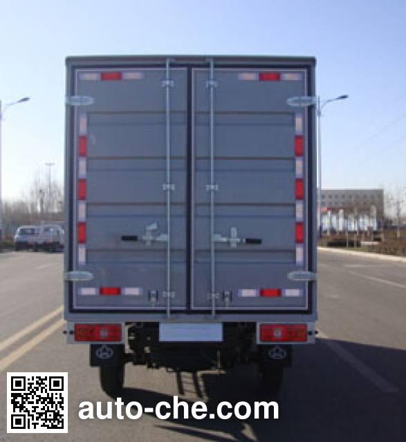 Changan SC5035XXYDCAC5CNG box van truck