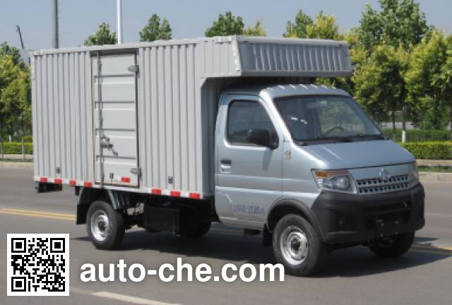 Changan SC5025XXYDMA5 box van truck