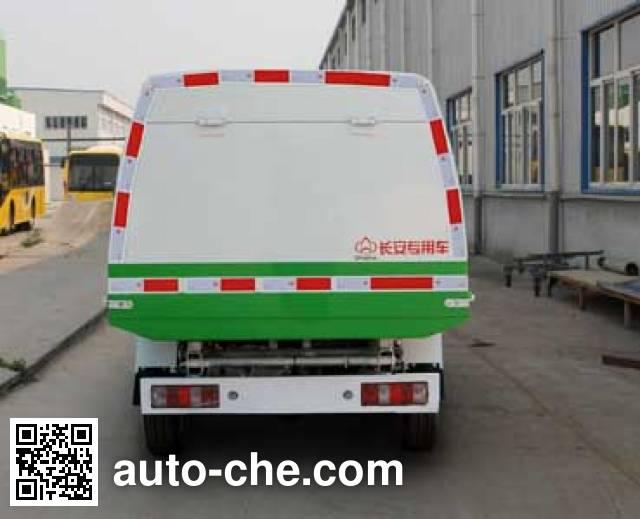 Changan SC5035ZLJDC4 dump garbage truck