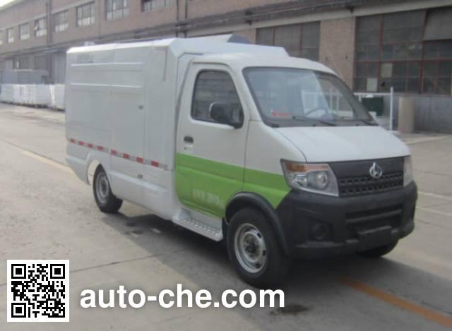 Changan SC5035ZZZDABEV electric self-loading garbage truck
