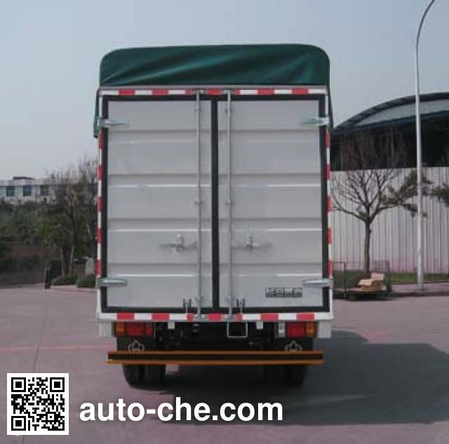 Changan SC5040CPYBRD41 soft top box van truck
