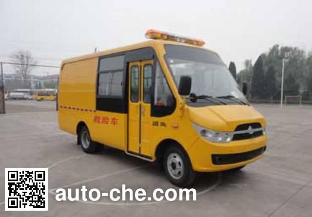 Changan SC5053XXHCG4 breakdown vehicle