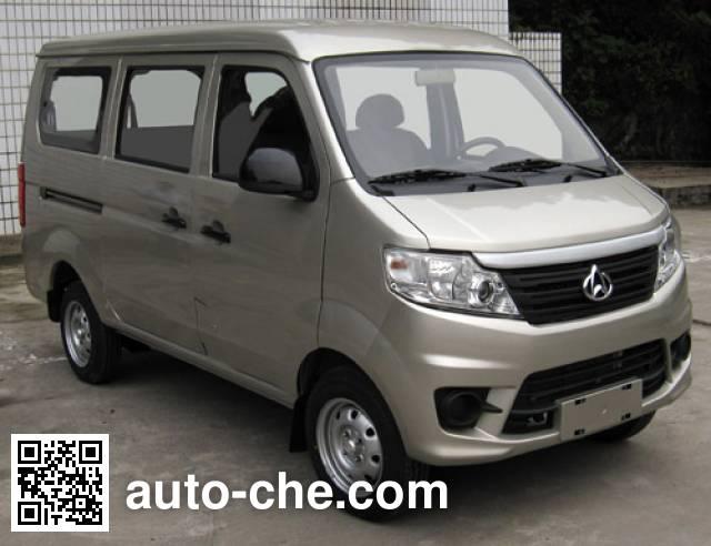 Changan SC6397C4CNG dual-fuel MPV