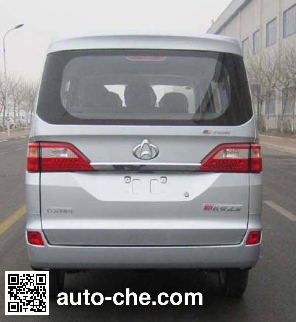 Changan SC6406A4CNG dual-fuel MPV