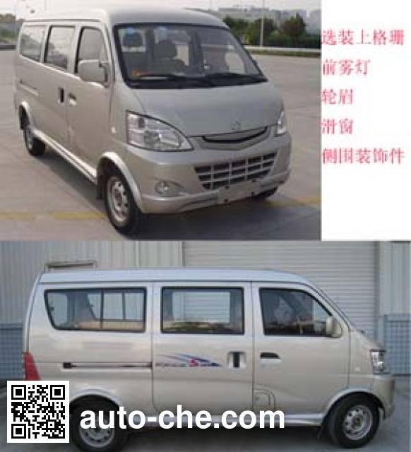 长安牌SC6408AV4客车