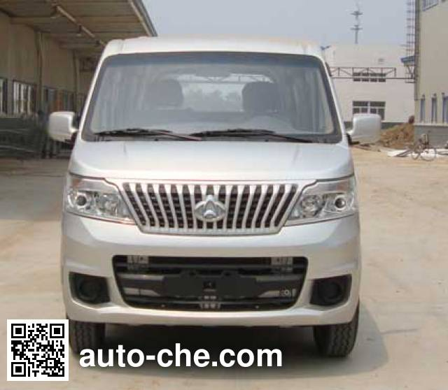 Changan SC6483A4CNG dual-fuel MPV