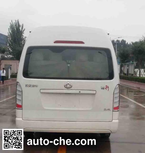 长安牌SC6551E4轻型客车