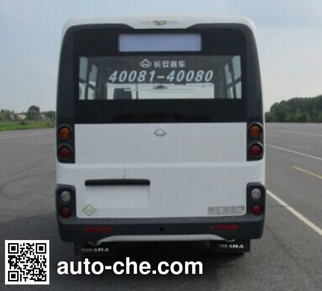 长安牌SC6553NG5城市客车