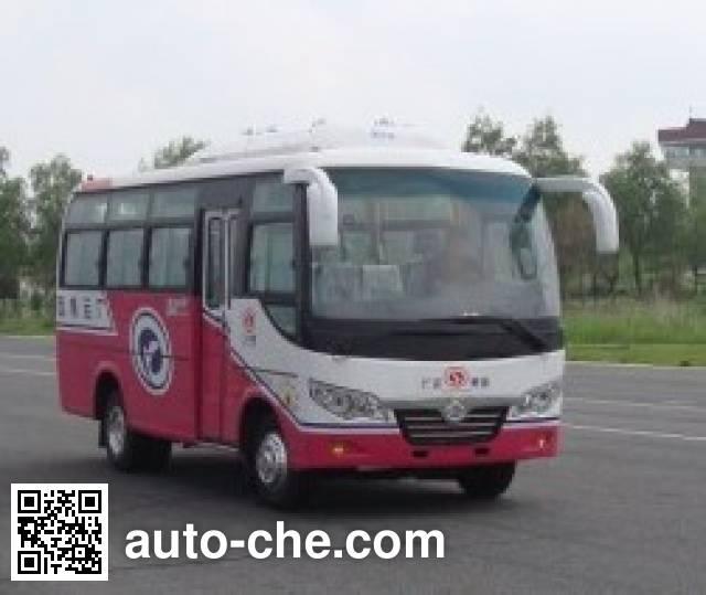 长安牌SC6607C2G4城市客车