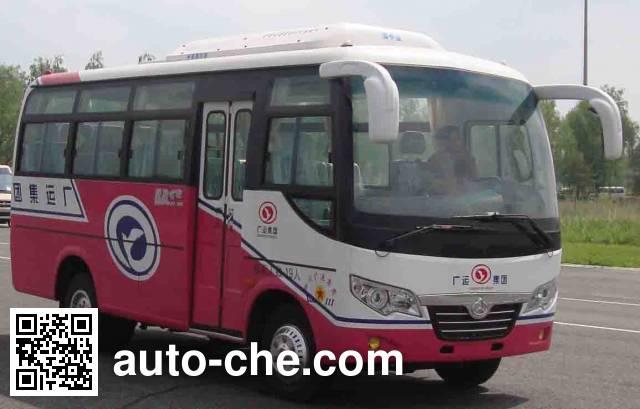 长安牌SC6607CG4客车