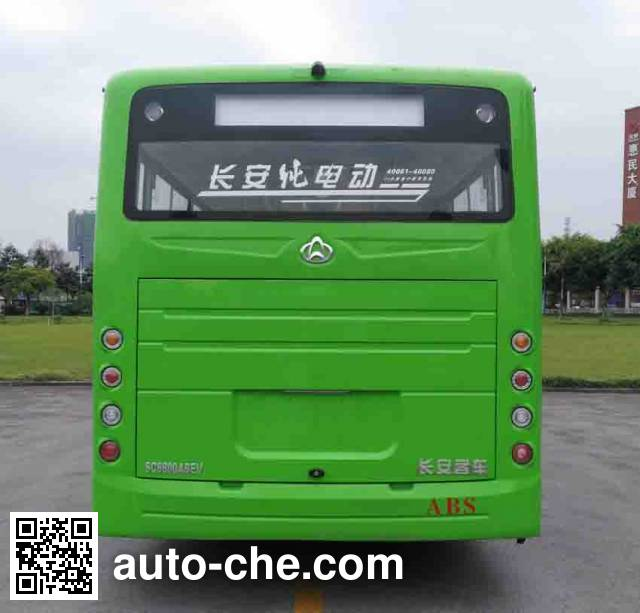 Changan SC6800AHBEV electric city bus