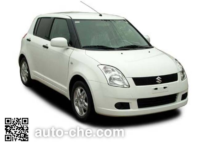 Changan SC7132B car