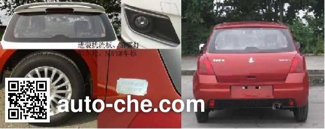 Changan SC7132J car