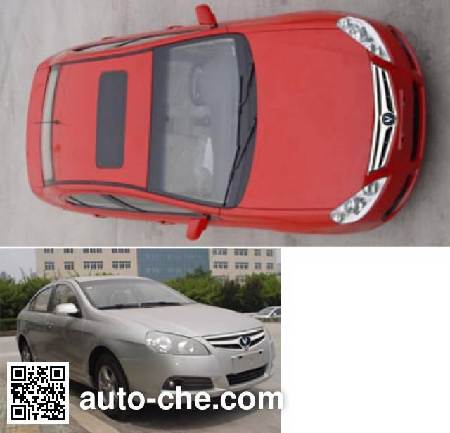 Changan SC7163B4CNG dual-fuel car