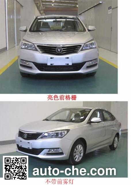 Changan SC7168E5 car
