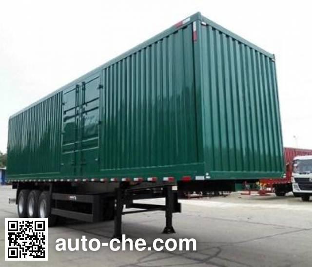 Kagefu SCB9401XXY box body van trailer