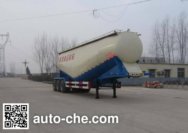 雨辰牌SCD9402GFL低密度粉粒物料运输半挂车