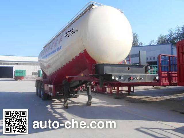 雨辰牌SCD9403GFL低密度粉粒物料运输半挂车