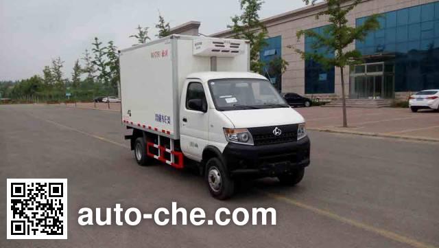 Songchuan SCL5030XLC refrigerated truck