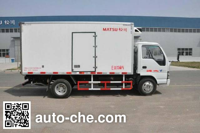 Songchuan SCL5044XLC refrigerated truck