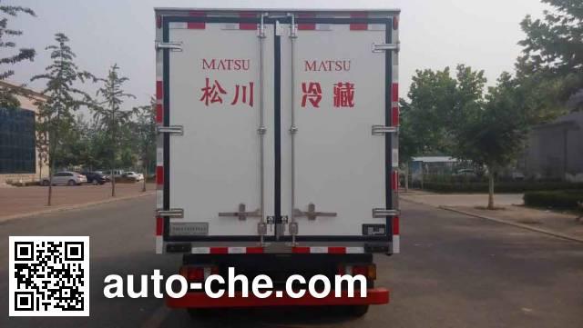 Songchuan SCL5047XLC1 refrigerated truck