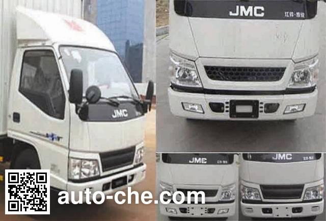 Songchuan SCL5047XLC2 refrigerated truck