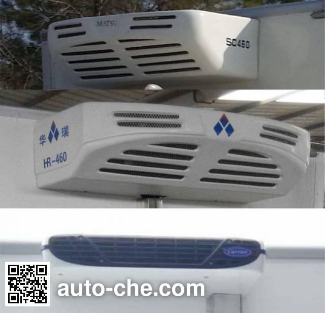 松川牌SCL5049XLC冷藏车