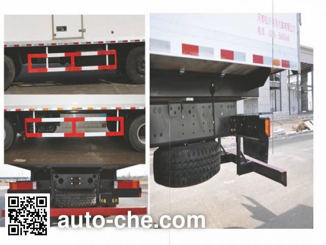 Songchuan SCL5313XLC refrigerated truck
