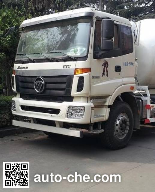 Chuanjian SCM5254GJBAU4 concrete mixer truck