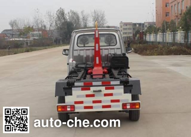 Runli Auto SCS5025ZXXDXK detachable body garbage truck