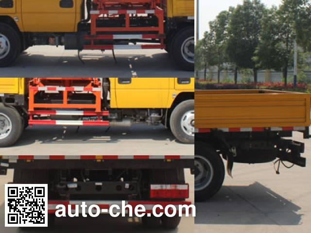 Runli Auto SCS5043JGKEQ aerial work platform truck