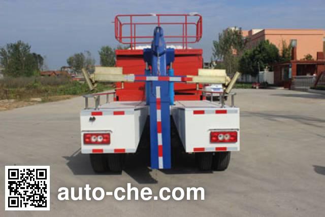 Runli Auto SCS5044TQZBJ-4 wrecker
