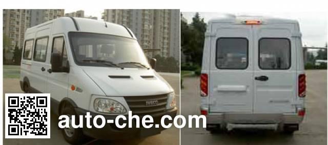 Runli Auto SCS5044XBYNJ funeral vehicle