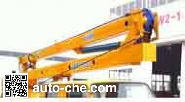 Runli Auto SCS5061JGKEQ aerial work platform truck