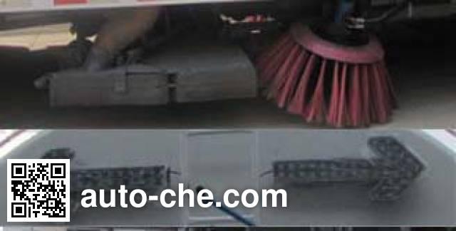 Runli Auto SCS5080TXCCGC street vacuum cleaner