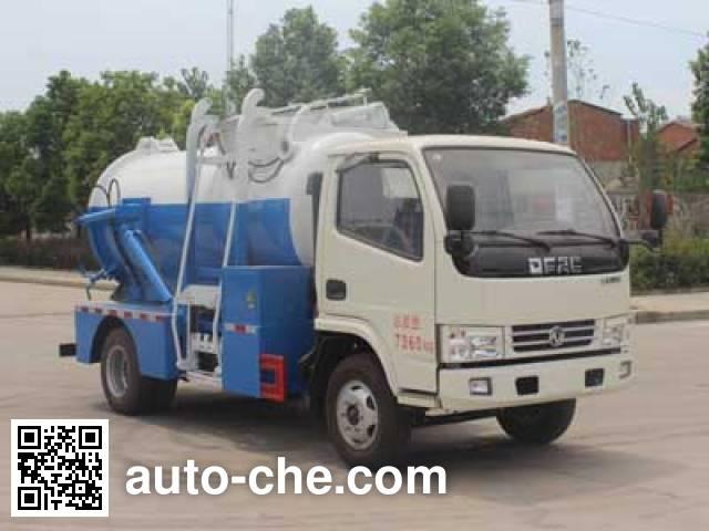 Runli Auto SCS5071TCAEQ food waste truck