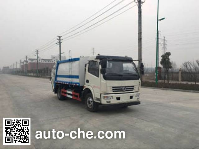 Runli Auto SCS5080ZYSEV garbage compactor truck