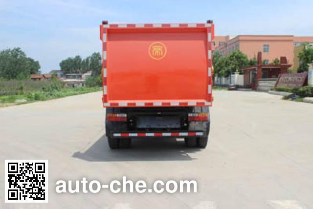 Runli Auto SCS5082ZYSCGC garbage compactor truck